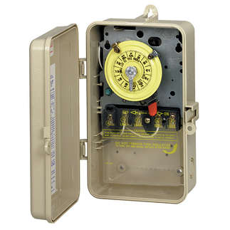 Intermatic Pool Time Clock 220 Volts