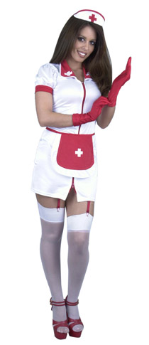 Sexy Nurse Feelfine Costume