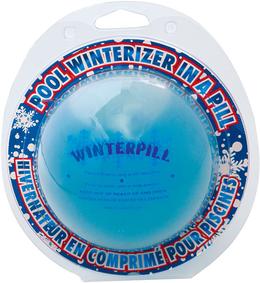 AquaPill Pool Winterizing Pill