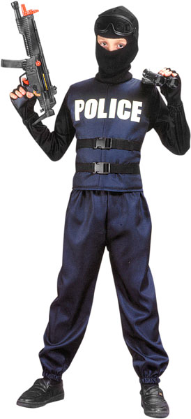 Childu0027s Swat Team Costume  sc 1 st  Brands On Sale & SWAT Team Costumes | Law Enforcement Costumes | brandsonsale.com