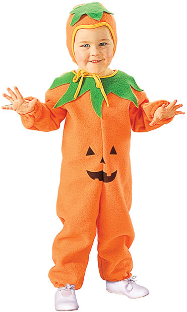 Toddler Pumpkin Patch Costume