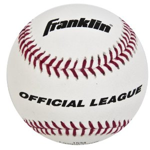 Franklin Official League Leather Covered Baseball