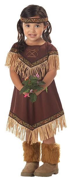 Toddler Indian Princess Costume