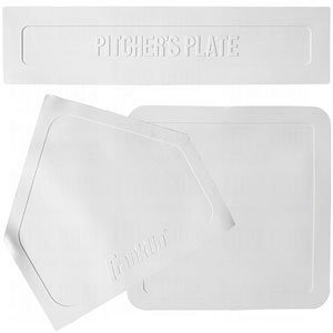 MLB Throw Down Rubber Base Set