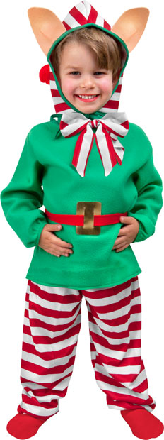 Toddler Elf Costume