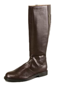 Men's Brown Tall Pirate Boots