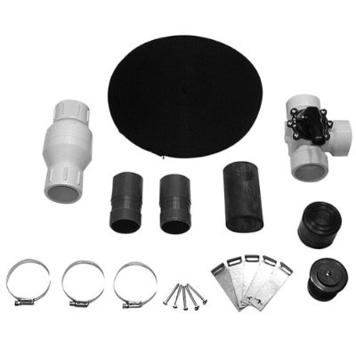 In-ground Pool Solar Heating System Mounting Kit