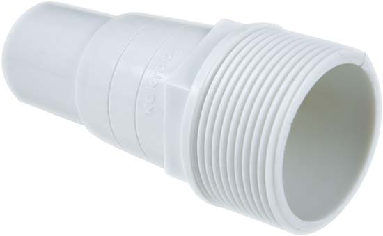 "Threaded Adaptor for 1-1/2"" and 1-1/4"" Hose"