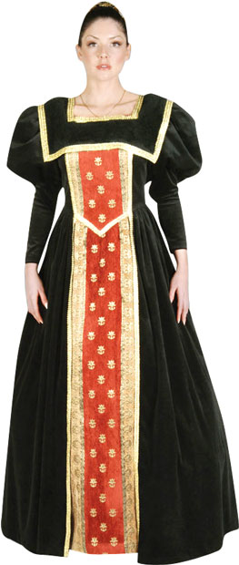 Guinevere Theater Plus Size Costume