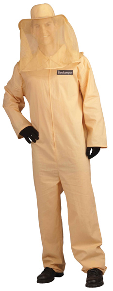 Adult Bee Keeper Costume