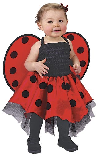 Toddler Cute Ladybug Costume