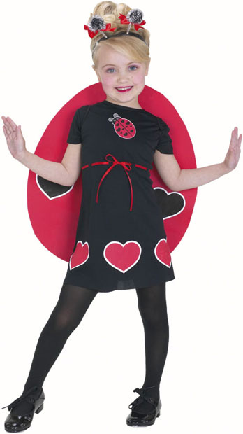 Toddler Love Lady Bug Costume