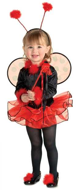 Toddler Lil Lady Bug Costume