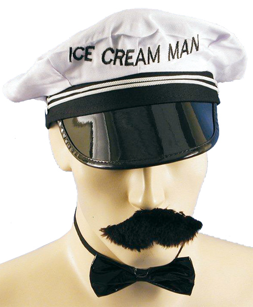 Ice Cream Man Costume