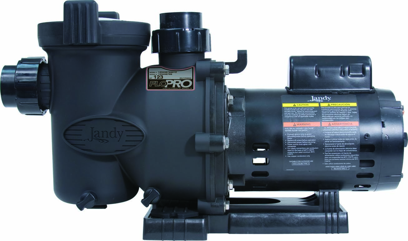 Jandy FloPro Pool Pump 2-Speed 1HP