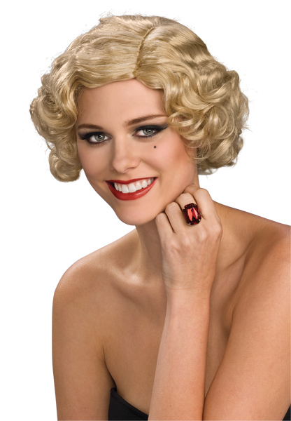 20s Style Costume Ruby Ring