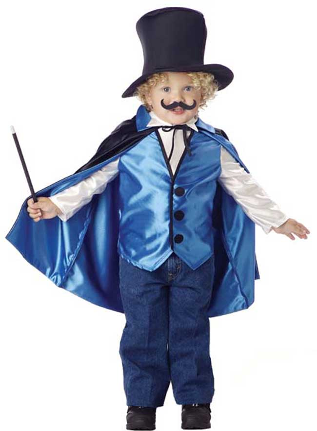 Toddler Magician Costume