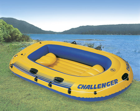 Challenger 3 Inflatable Boat