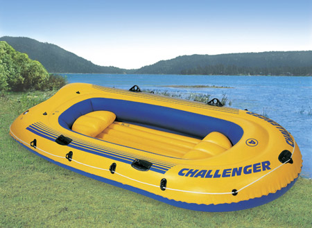 Challenger 4 Inflatable Boat