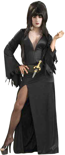 Men's Elvira Costume