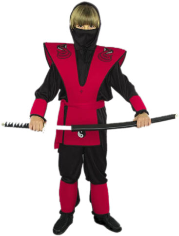 Toddler Ninja Costume