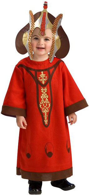 Infant Star Wars Queen Amidala Costume