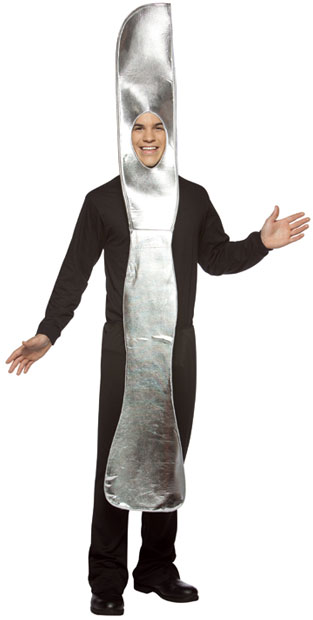 Adult Butter Knife Costume
