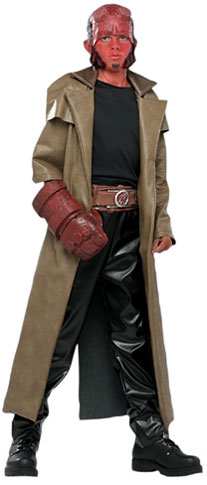Child's Hellboy Costume