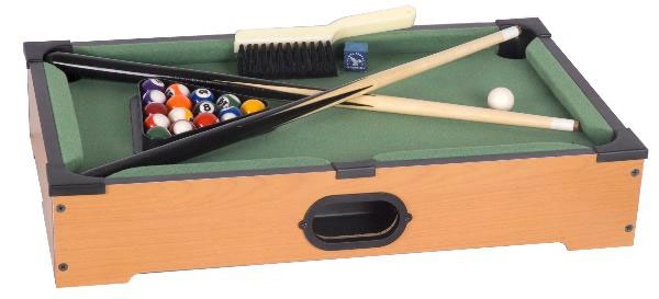 21 inch Tabletop Mini Pool Table