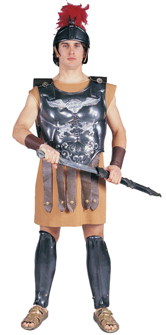 Adult Roman Soldier Costume Tunic