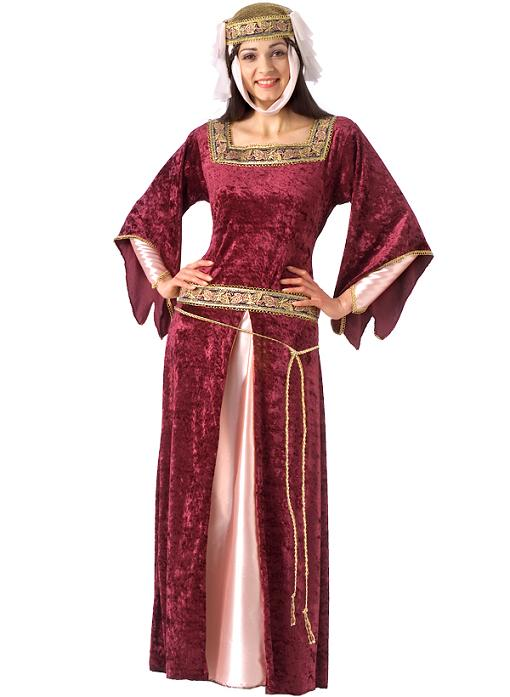 Deluxe Adult Maid Marion Renaissance Costume