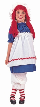Child's Rag Doll Costume