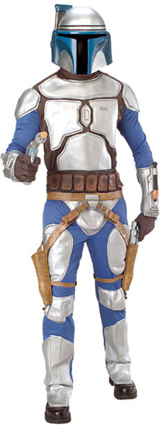 Adult Jango Fett Costume