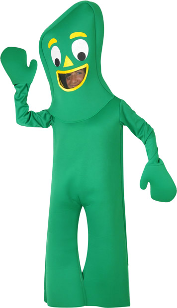 Child Gummy Man Costume