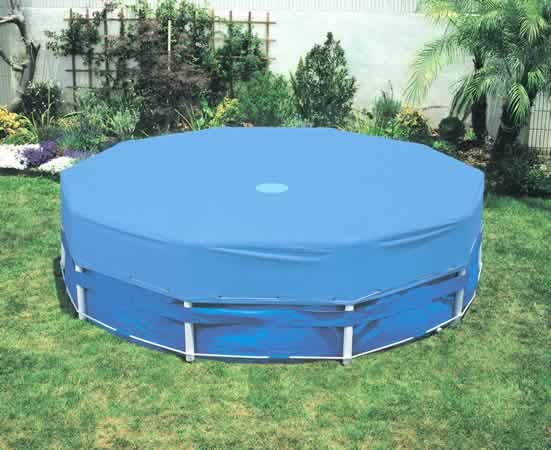 15 Ft  Cover for Intex Type Frame Pools