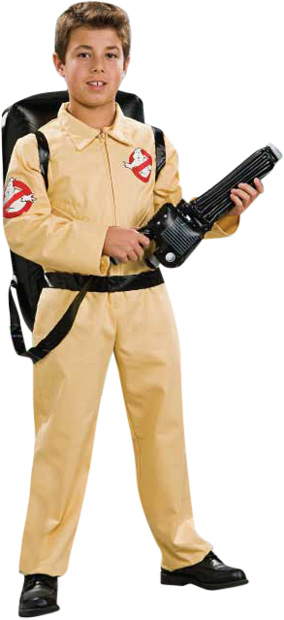 Child's Deluxe Ghostbusters Costume
