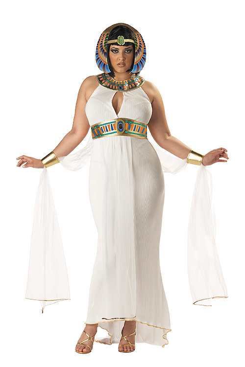 Plus Size Egyptian Queen Cleopatra Costume