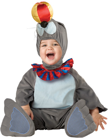 Baby Silly Seal Costume