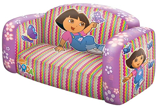 Dora the Explorer Inflatable Sofa