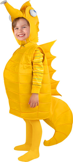 Toddler Sea Horse Costume