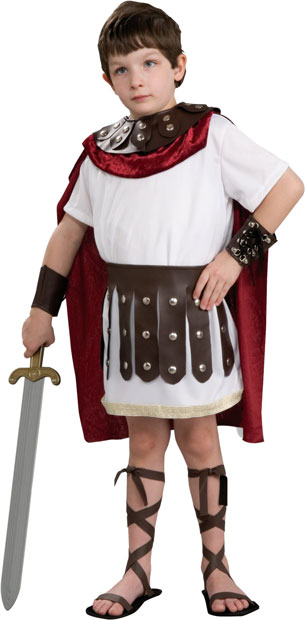 Child's Roman Gladiator Costume