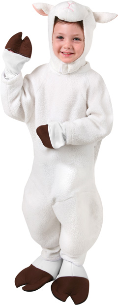 Childu0027s Sheep Costume  sc 1 st  Brands On Sale & Sheep Costumes | Nativity Animal Costumes | brandsonsale.com