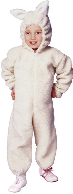 Child's Lamb Costume