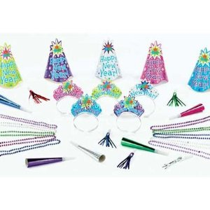 Light Up The New Year Party Kit for 10 People