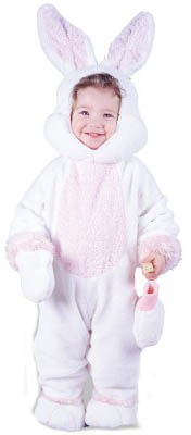 Baby Cuddly Bunny Costume