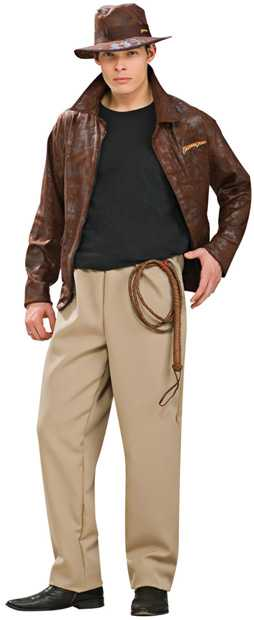 Deluxe Adult Indiana Jones Costume