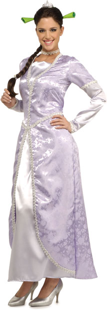 Adult Shrek 3 Princess Fiona Costume
