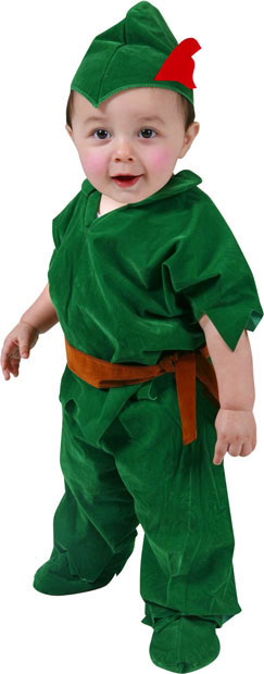 Deluxe Toddler Peter Pan Costume
