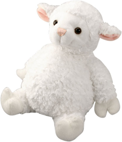 Stuffed Plush Lamb