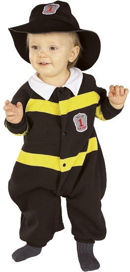 Baby Classic Firefighter Costume